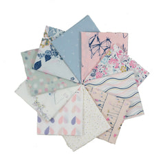 Ethereal Fusion - Fat Quarter Bundle from Ethereal Fusion by Pink Castle Fabrics House Designers  for Art Gallery
