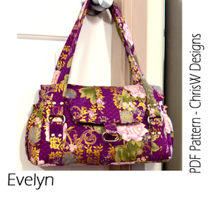 Evelyn - PDF Accessory Pattern