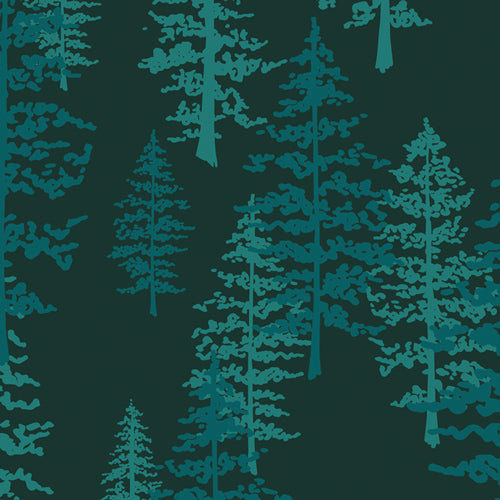 FUS-FO-2107 Foresta Fusion Mystical Woods by Maureen Cracknell for Art Gallery Fabrics at Pink Castle Fabrics