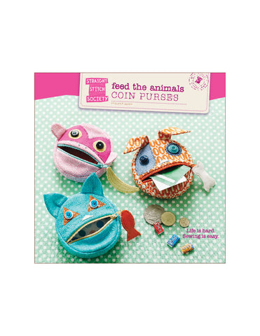 Feed The Animals - PDF Accessory Pattern