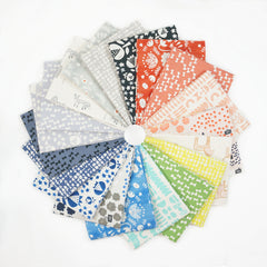 Flower Shop - Fat Quarter Bundle from Flower Shop by Alexia Abegg for Cotton+Steel
