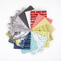 Grafic – Fat Quarter Bundle from Grafic by Latifah Saafir Studios for Hoffman Fabrics