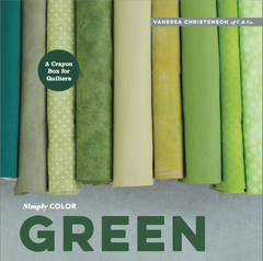 Simply Color: Green from Simply Color by V and Co. for Lucky Spool