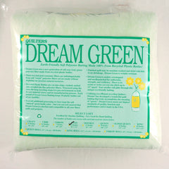 Quilters Dream Green in Twin Size for Quilter's Dream