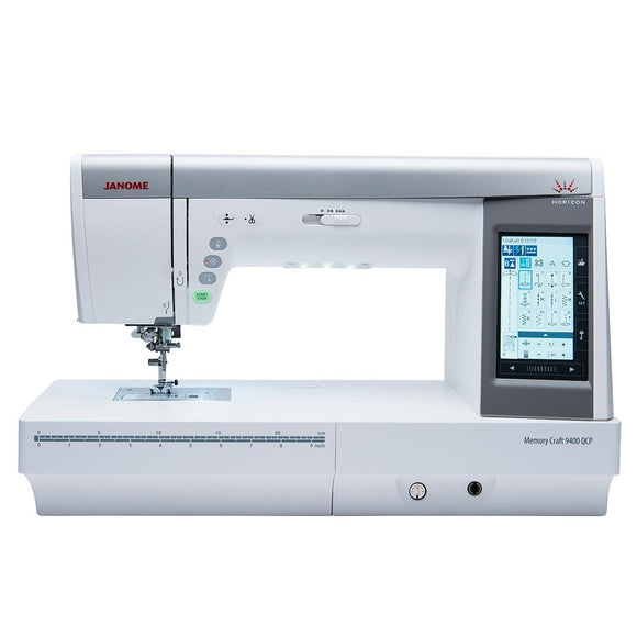OPEN BOX - Janome Horizon Memory Craft 9400 QCP