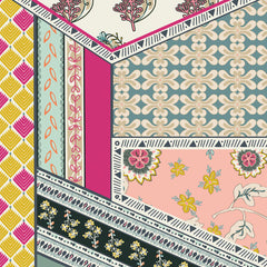 Indie Boheme Bohemian Patchwork from Indie Boheme by Pat Bravo for Art Gallery