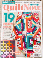 Quilt Now Magazine - Issue 31 - December 2016 for Quilt Now