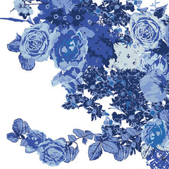 In Blue Bloesem Royal from In Blue by Katarina Roccella for Art Gallery