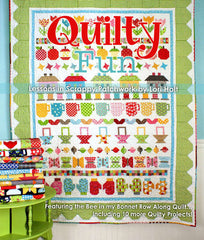 Quilty Fun by Lori Holt by Lori Holt for Lucky Spool