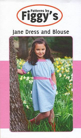 Jane Dress and Blouse