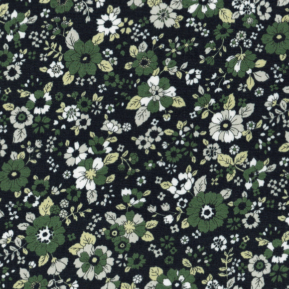 Memoire A Paris 2017 Blossoms Lawn in Black