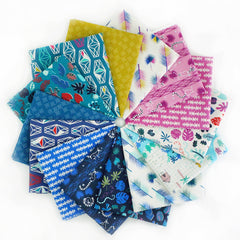 Lagoon - Fat Quarter Bundle from Lagoon by Rashida Coleman-Hale for Cotton+Steel