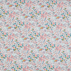 Beach Blossom in A from Liberty Tana Lawn by Liberty House Designers  for Liberty