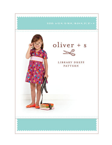 Library Dress 6m - 4 - PDF Apparel Pattern