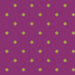 MTM-9103 Matchmade Positivity in Berry by Pat Bravo for Art Gallery Fabrics from Pink Castle Fabrics