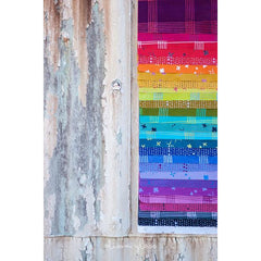 Handcrafted Chroma - Half Yard Bundle from Handcrafted Chroma by Alison Glass for Andover
