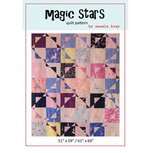 Magic Stars - PDF Quilt Pattern
