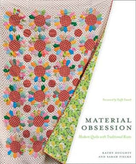 Material Obsession by Sarah Fielke for World Book Media