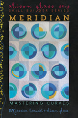 Meridian - Quilt Pattern from Collection by Alison Glass Design for Alison Glass Design
