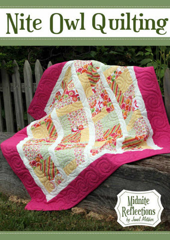 Midnite Reflections - PDF Quilt Pattern
