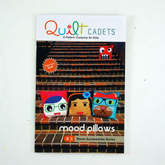 Mood Pillows - Paper Accessory Pattern from Grafic by Quilt Cadets for Hoffman Fabrics