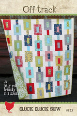 Off Track by Cluck Cluck Sew