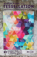 Tessellation - Quilt Pattern from Collection by Alison Glass Design for Alison Glass Design