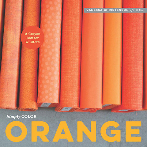 Simply Color Orange