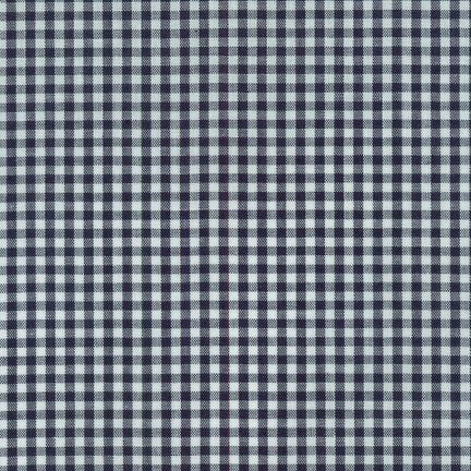 "1/8"" Carolina Gingham in Navy"