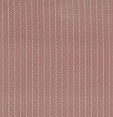 Ansonia Fine Stripe in Mushroom from Ansonia by Denyse Schmidt for Free Spirit