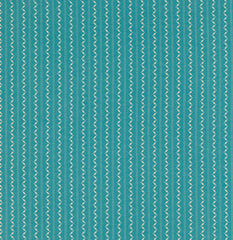 Ansonia Fine Stripe in Turquoise from Ansonia by Denyse Schmidt for Free Spirit