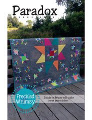 Paradox - PDF Quilt Pattern by Freckled Whimsy
