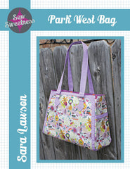 Park West Bag - Accessory Pattern from Sew Sweetness Purseware by Sew Sweetness for Sew Sweetness Purseware