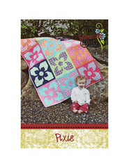 Pixie - PDF Quilt Pattern by Tiny Seamstress Designs
