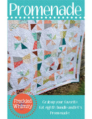 Promenade - PDF Quilt Pattern by Freckled Whimsy