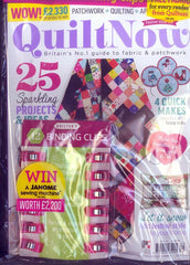 Quilt Now Magazine - Issue 29 October 2016 for Quilt Now