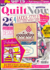 Quilt Now Magazine - Issue 05 - November 2014 for Quilt Now