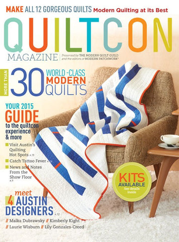 QuiltCon Magazine - 2015