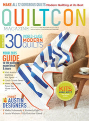 QuiltCon Magazine - 2015 by Lori Holt for Quilt Now