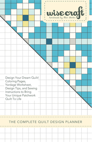 The Complete Quilt Design Planner - PDF Pattern