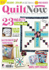 Quilt Now Magazine - Issue 12 - June 2015 for Quilt Now