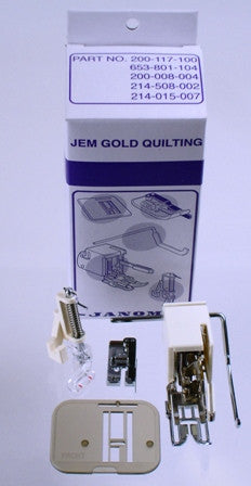 Quilting Attachment Kit for Jem Gold 660