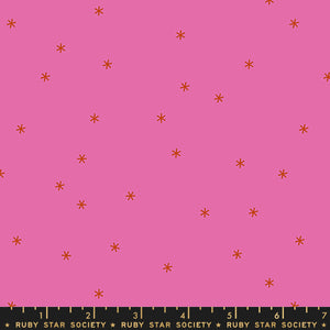 RS0005-23 Ruby Star Society Spark in Lipstick by Melody Miller for Ruby Star Society from Pink Castle Fabrics