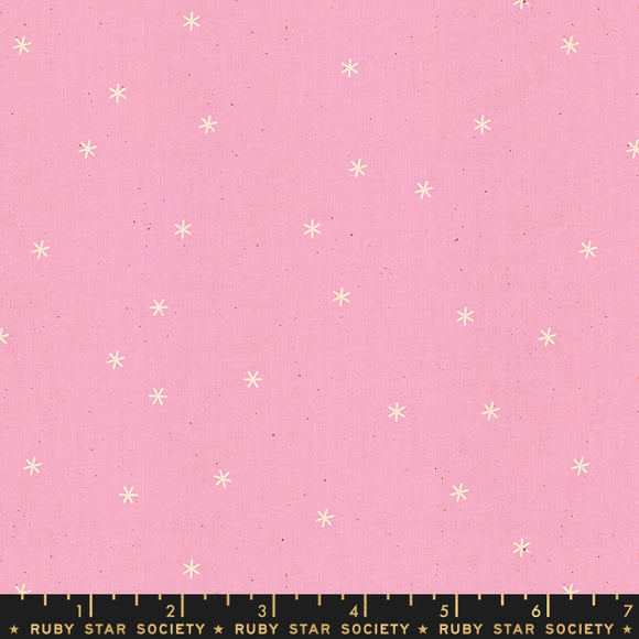 RS0005-28 Ruby Star Society Spark in Peony by Melody Miller for Ruby Star Society from Pink Castle Fabrics