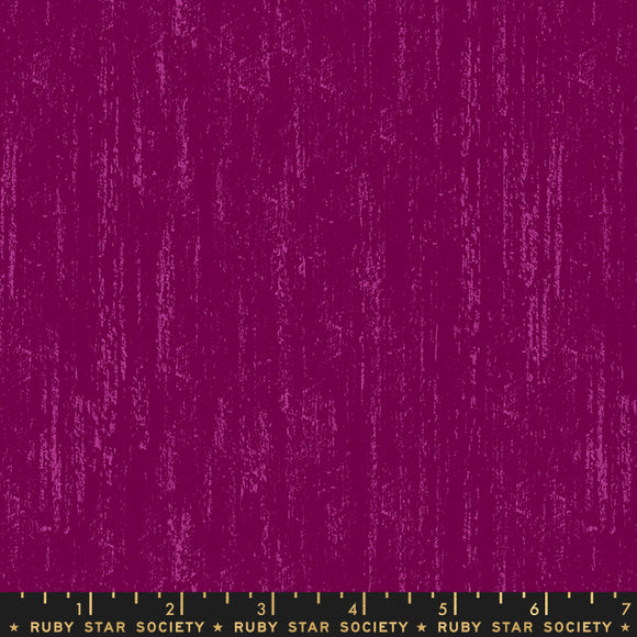 RS2005 13 Ruby Star Society Brushed in Purple Velvet by Sarah Watts for Ruby Star Society from Pink Castle Fabrics