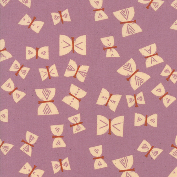 RS4002 14 Alma Butterflies in  Lilac by Alexia Marcelle Abegg for Ruby Star Society from Pink Castle Fabrics