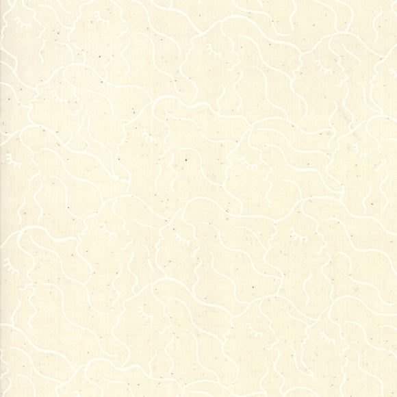 RS4003 20 Alma She in White by Alexia Marcelle Abegg for Ruby Star Society from Pink Castle Fabrics