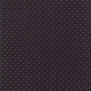 RS4005 15M Ruby Star Society Add It Up Metallic in Black Gold by Alexia Marcelle Abegg for Ruby Star Society from Pink Castle Fabrics