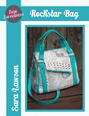 Rockstar Bag - Printed Accessory Pattern