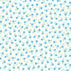 Petite Classics Flowers in Blue from Petite Classics by Sevenberry for Sevenberry
